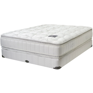 da Vinci Pillowtop Mattress & Fixed Foundation