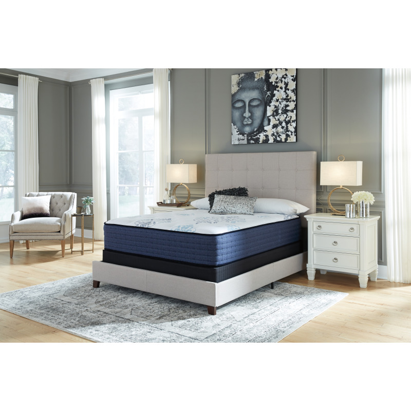 Mt Dana Plush Full Mattress