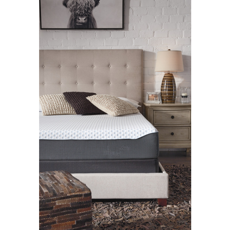 10 Inch Chime Elite Twin Memory Foam Mattress in a box