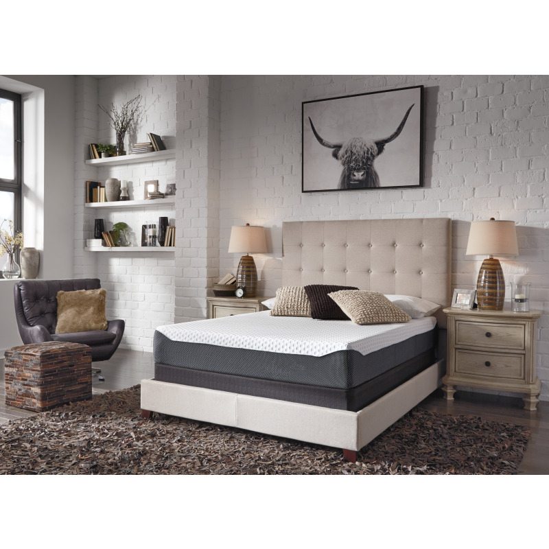10 Inch Chime Elite Queen Memory Foam Mattress in a box