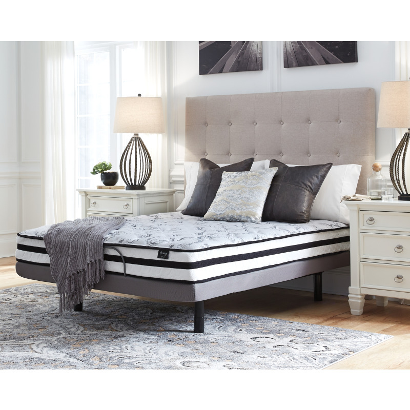 8 Inch Chime Innerspring Queen Mattress in a Box