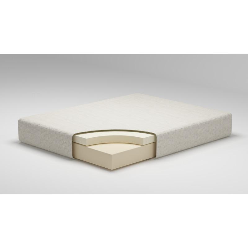 Chime 8 Inch Memory Foam Queen Mattress in a Box