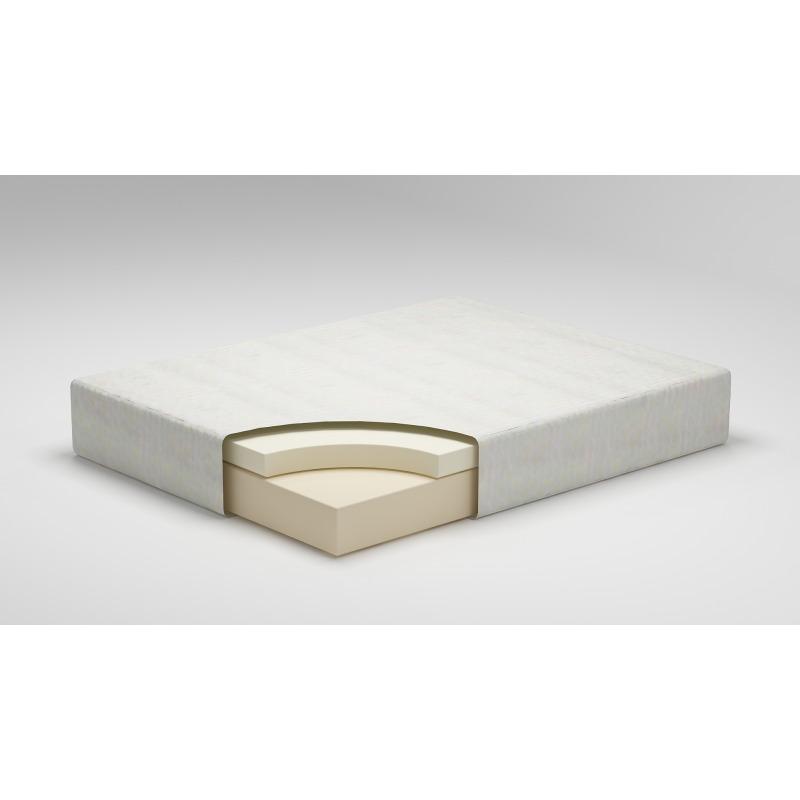 Chime 12 Inch Memory Foam Queen Mattress in a Box