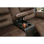 Earhart Reclining Loveseat with Console