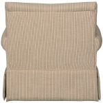 Almanza Swivel Glider Accent Chair