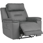Trampton Rocker Recliner w/ Power Headrest and Lumbar