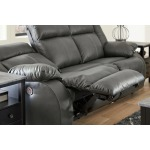 Denoron Power Reclining Loveseat