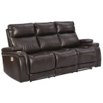 Team Time Power Reclining Sofa