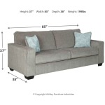 Altari Queen Sofa Sleeper
