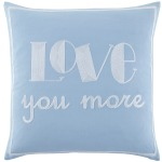 Love You More Pillow (Set of 4)