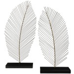 Eleutheria Sculpture (Set of 2)