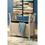 Fossil Ridge Accent Bench