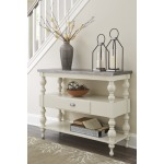 Fossil Ridge Sofa/Console Table