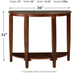 Altonwood Sofa/Console Table