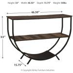 Lamoney Sofa/Console Table