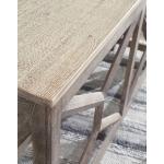Lanzburg Sofa/Console Table