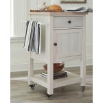 Boderidge Bar Cart