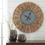 Payson Wall Clock