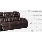 Warnerton Power Reclining Sofa