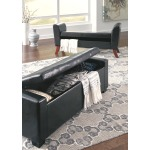 Benches Upholstered Storage Bench