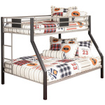 DINSMORE TWIN / FULL BUNK BED