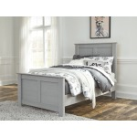 Arcella Twin Panel Bed