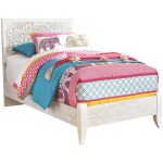 Paxberry Twin Panel Bed