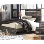 Drystan Queen Panel Bed