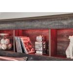 Drystan Twin Bookcase Headboard