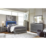Lodanna Full Panel Bed