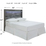Baystorm Full Panel Headboard