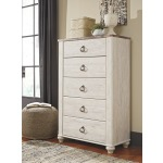 Willowton Chest of Drawers