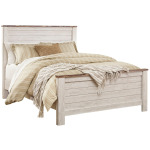 Willowton Queen Panel Bed