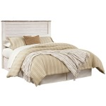 WILLOWTON QUEEN HEADBOARD
