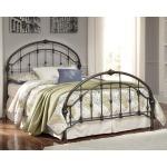Nashburg Queen Metal Bed