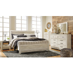 Bellaby King Panel Headboard