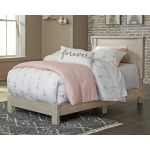 Hollentown Twin Panel Bed