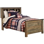 Trinell Twin Bookcase Bed