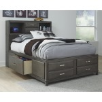 Caitbrook Full Storage Bed