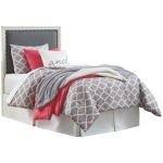 Faelene Twin Upholstered Headboard