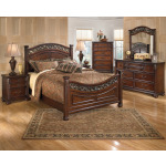 Leahlyn California King Panel Bed