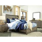 Arnett King Storage Bed