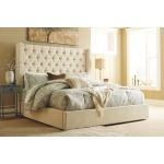 Norrister King Upholstered Bed