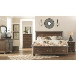 Flynnter Queen Panel Bed with Storage