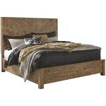 Grindleburg King Panel Bed
