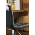 Bellatier Adjustable Height Bar Stool