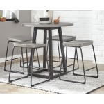 Showdell Counter Height Dining Room Table