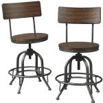 Odium Counter Height Bar Stool