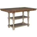 Lettner Counter Height Dining Room Table