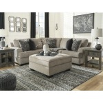 BOVARIAN STONE 2PC SECTIONAL